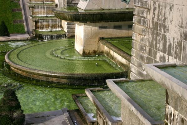 Fountains at Trocadéro