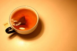 Bowl of tea
