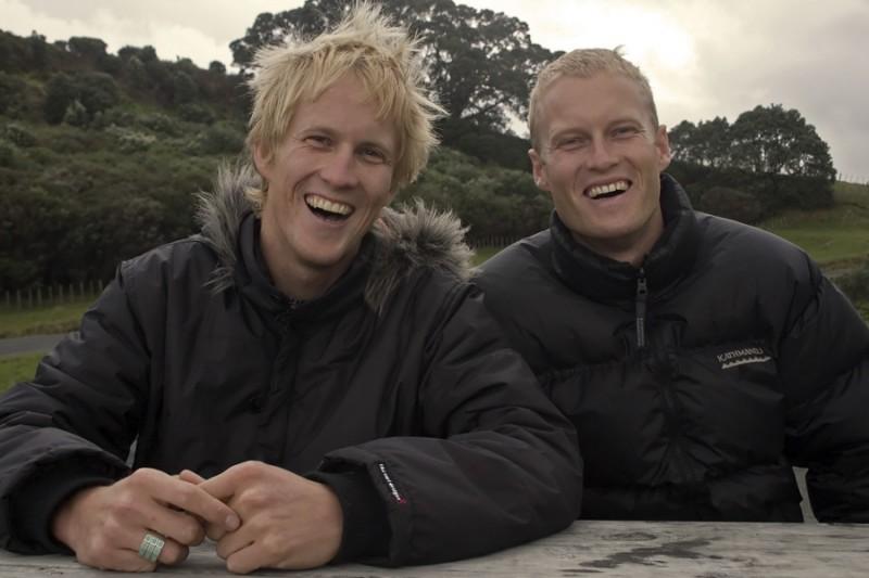 Merlo and Jordi