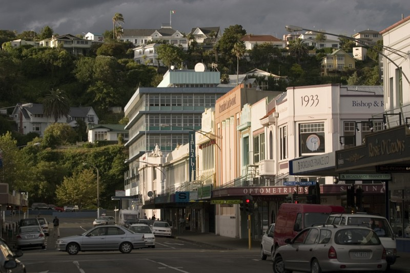 City of Napier, New Zealand