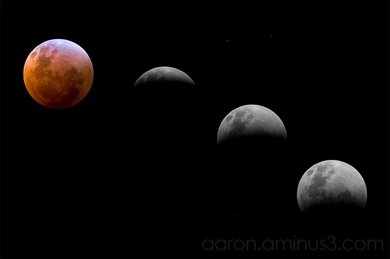 Lunar Eclipse 2007