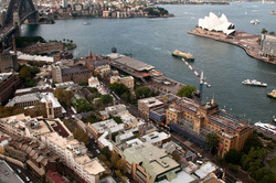 The Rocks, Downtown Sydney