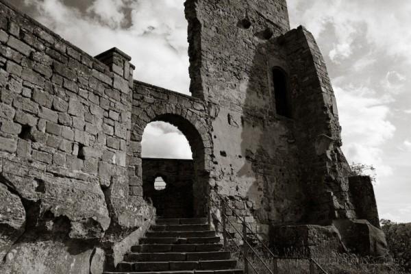 German Castle Nanstein