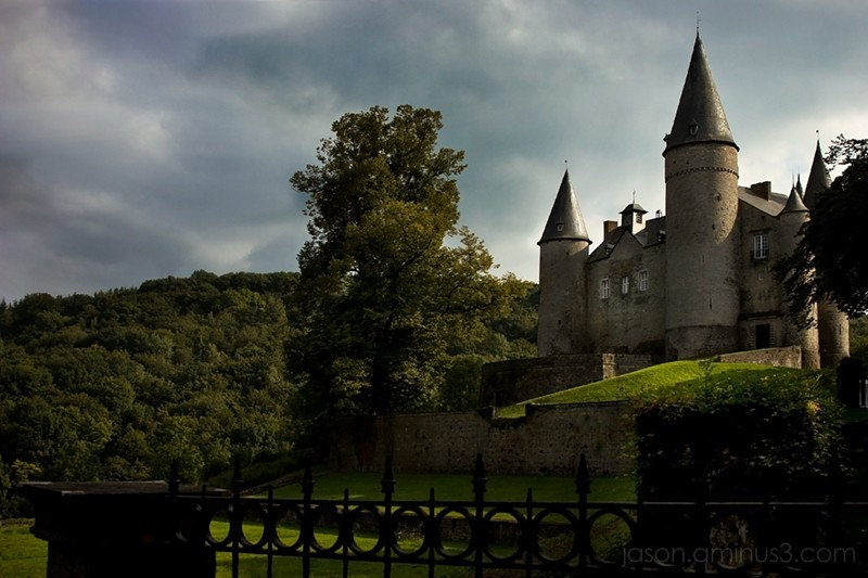castle veves