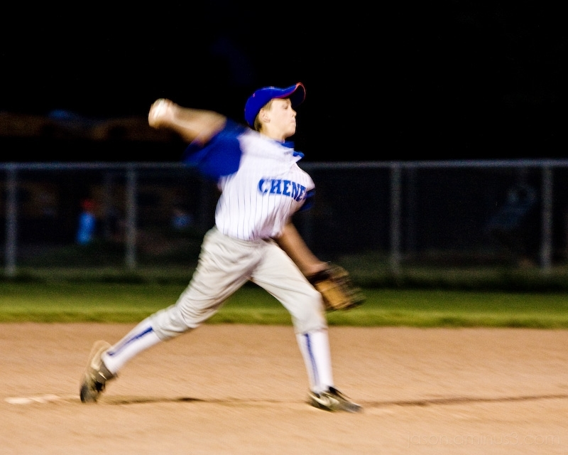 Cheney Kansas baseball