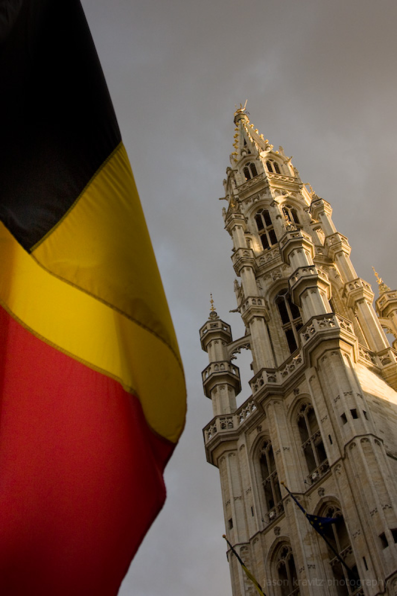 Grand Place Town Hall