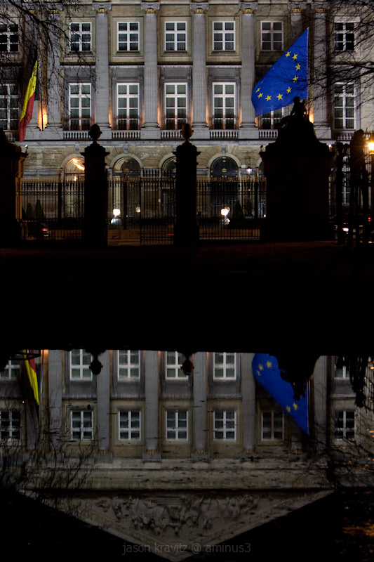 Reflecting the EU and Belgium