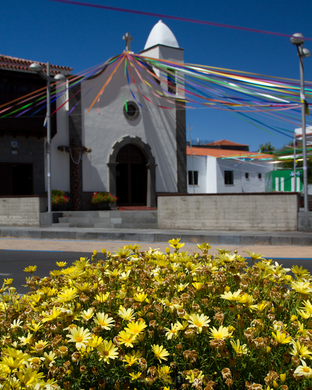 Santiago del Teide Church