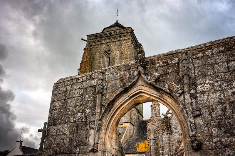 chapel saint-tugen france primelin