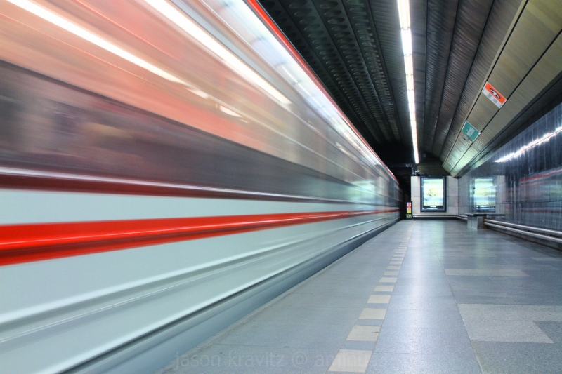Prague Metro