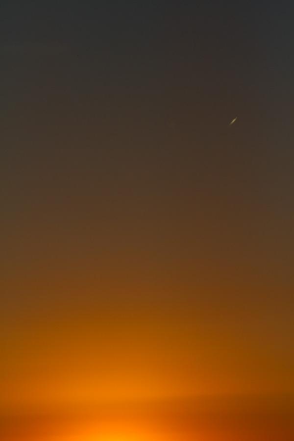 gradient sunrise