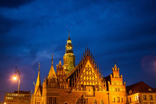 church wroclaw