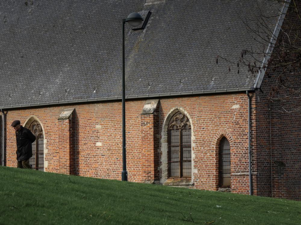 sunday church overijse