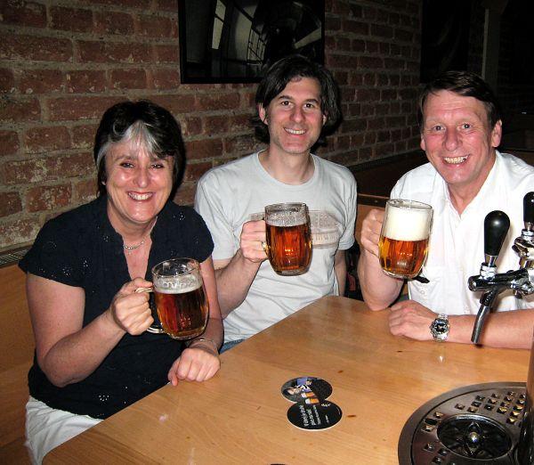 beer, prague