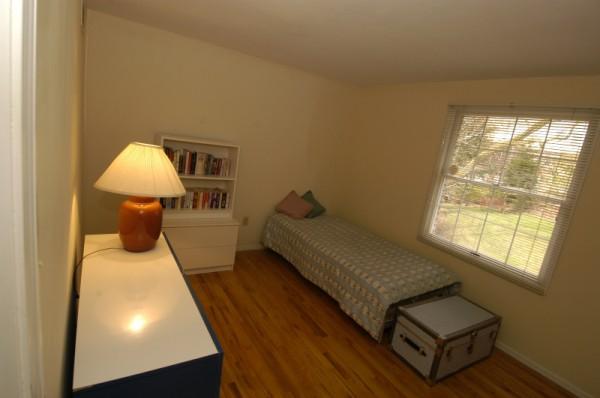 Jason's old bedroom--redone