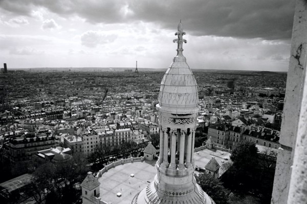 The Tour from Sacre-Cour