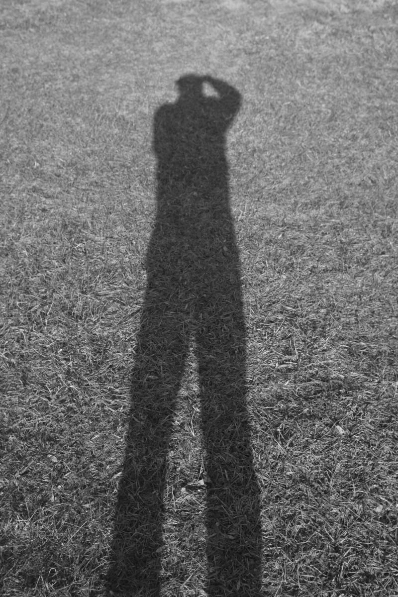Shadow Portrait #1