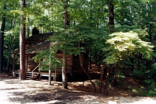 An old Hut!
