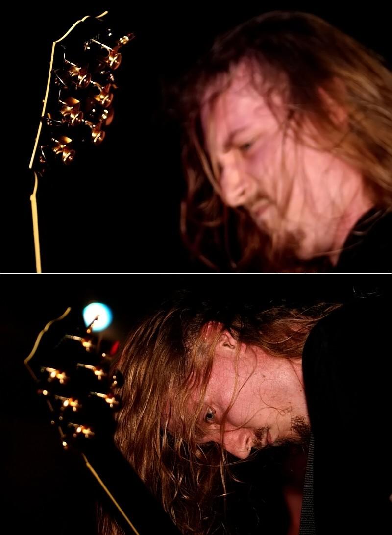 The guitarist!