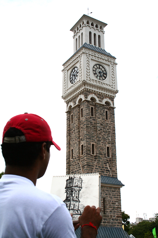 Clock Tower, Secunderabad