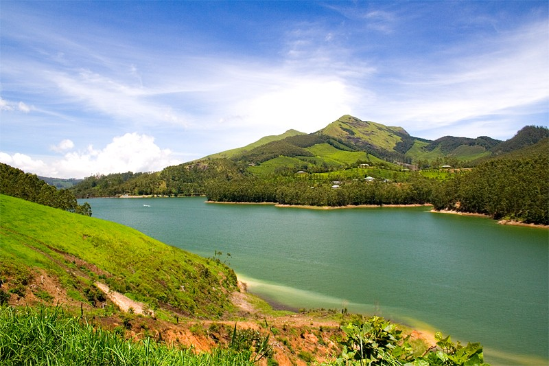Lake at Munnar!