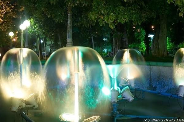 NTR Park at night - VI/VII