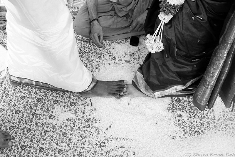 Sacred moments of an Indian marriage - IV/VI
