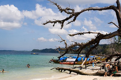 Elephant Beach, Andamans