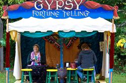 Gypsy fortune telling