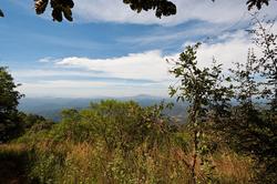 Trekking to Kumara Parvatha