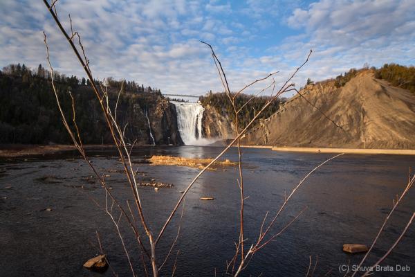 Montmorency Falls @ Quebec