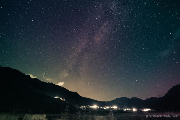 Stars from Losar