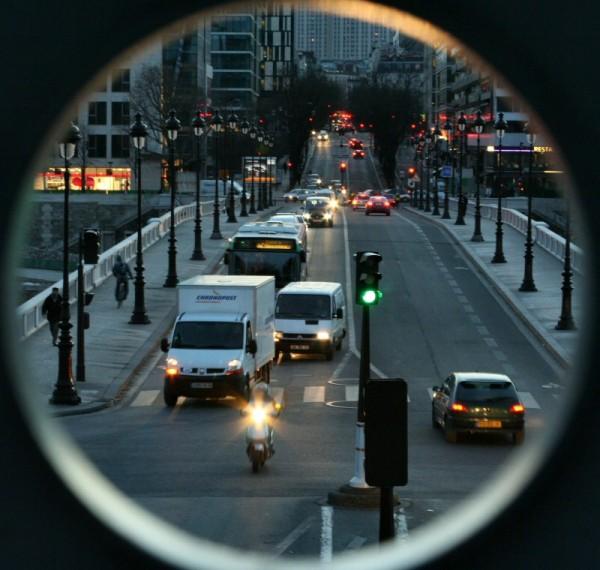 Tolbiac avenue.