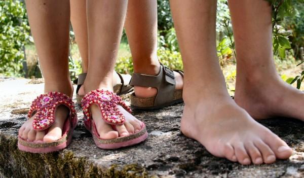 Happy feet !
