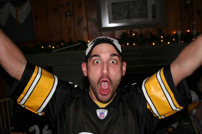 Yay Steelers!!!