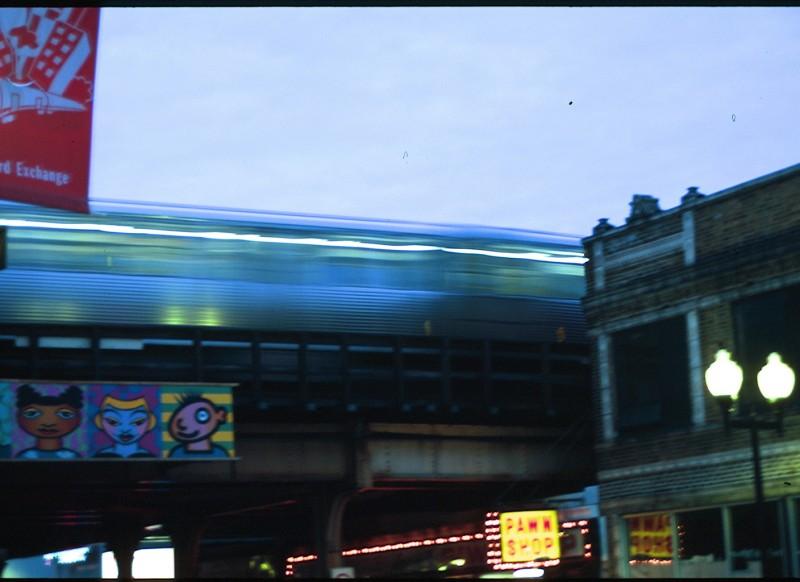 """""""el"""" train"""
