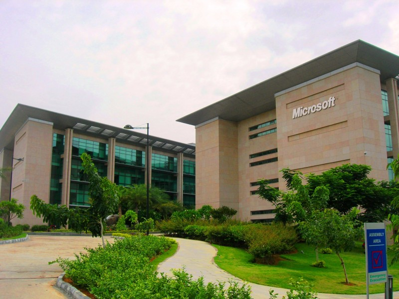 Microsoft India Development Centre
