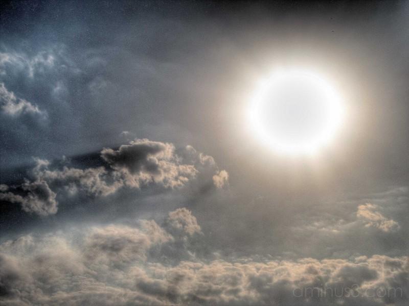 Portraint of the sun