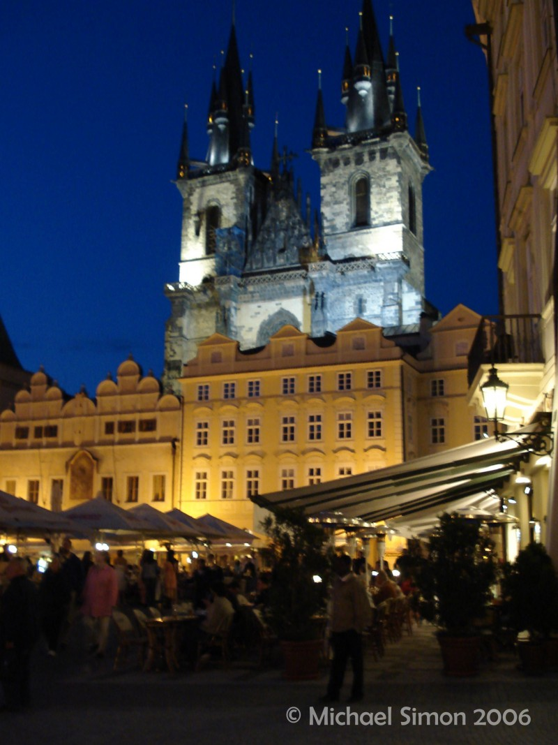 Czech Ruplic City Square