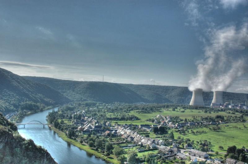 Nuclear Plant in Chooz
