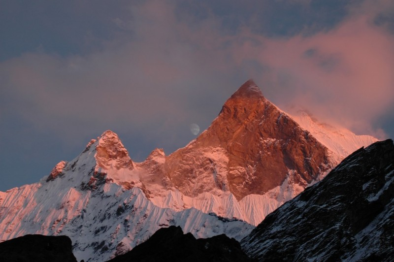 Fishtail Mountain, Nepal