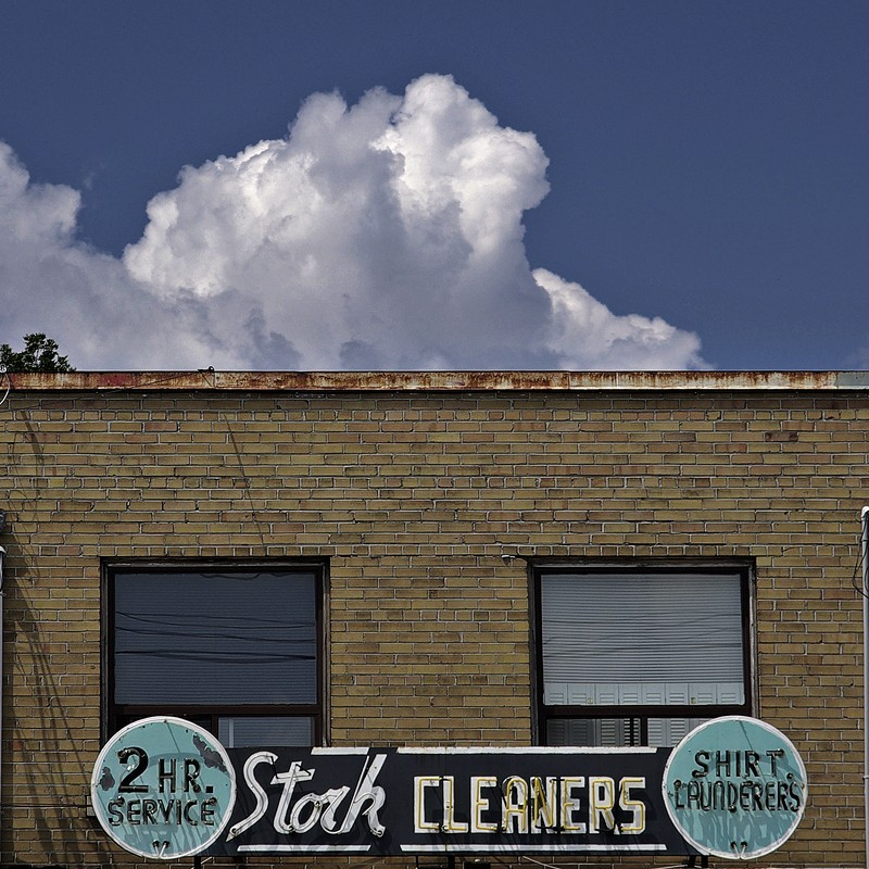 Stork Cleaners