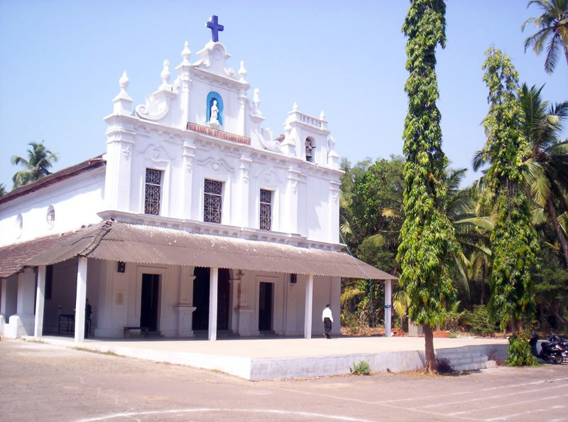 Our Lady of Assumption Church, Velsao, Goa