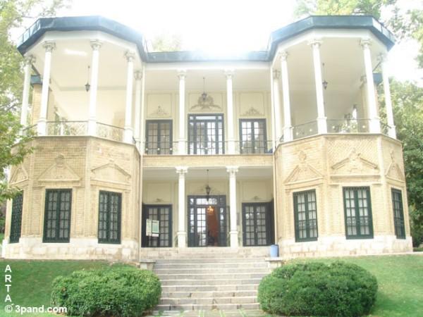 The Kushk of Ahmad Shah