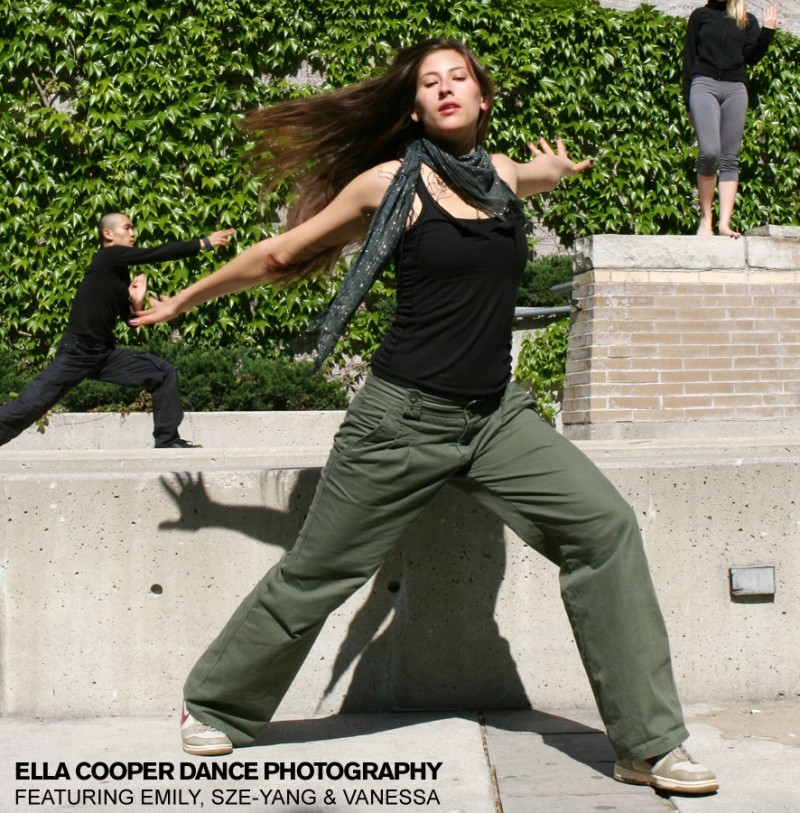 Emily Law Dance Photo by Ella Cooper