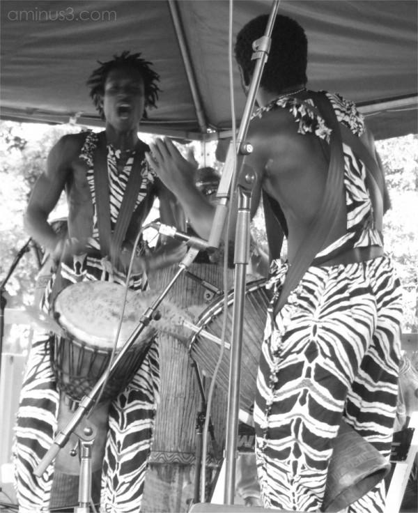 rhythm and music