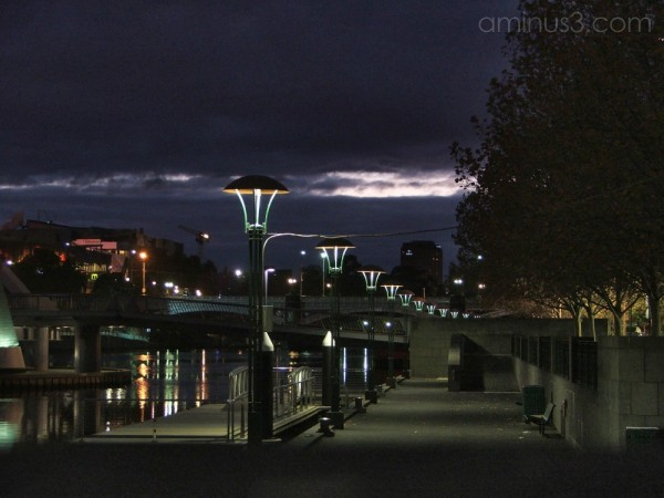 Melbourne @ dawn