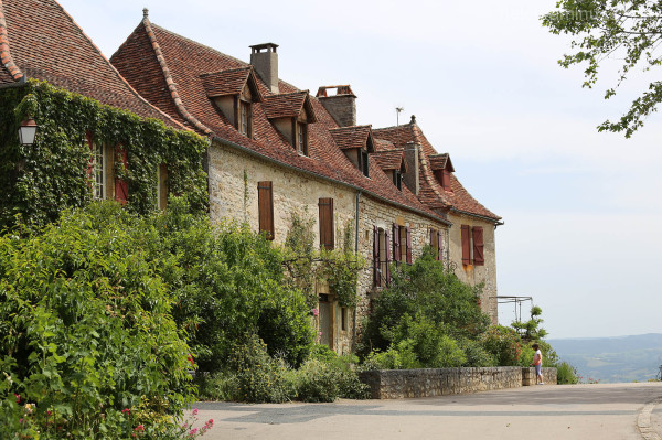 Village in the Dordogne 5