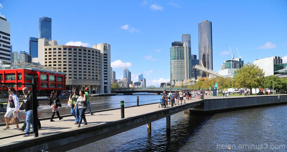 Melbourne - my city - 2
