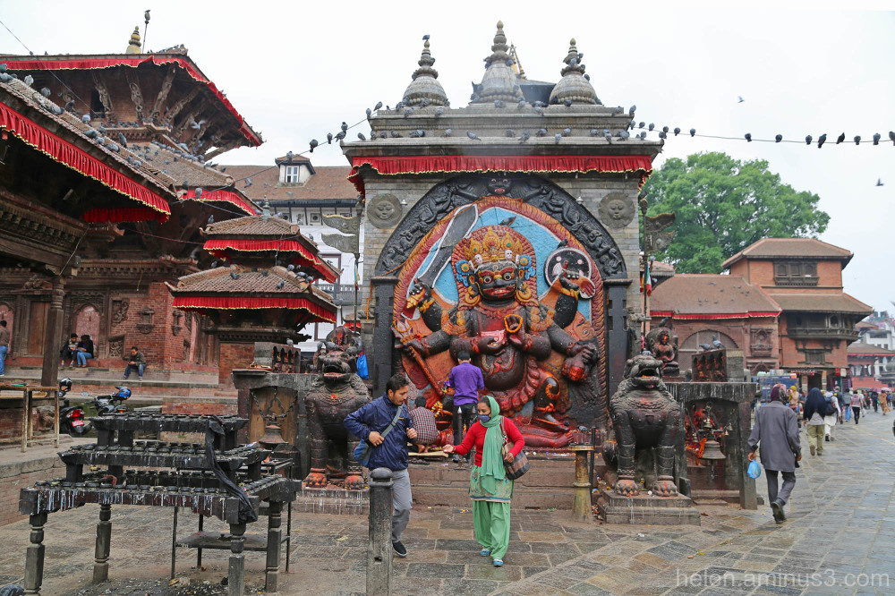 Nepal - Final tribute #5